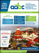 2019 Advanced Automotive Battery Conference USA Brochure