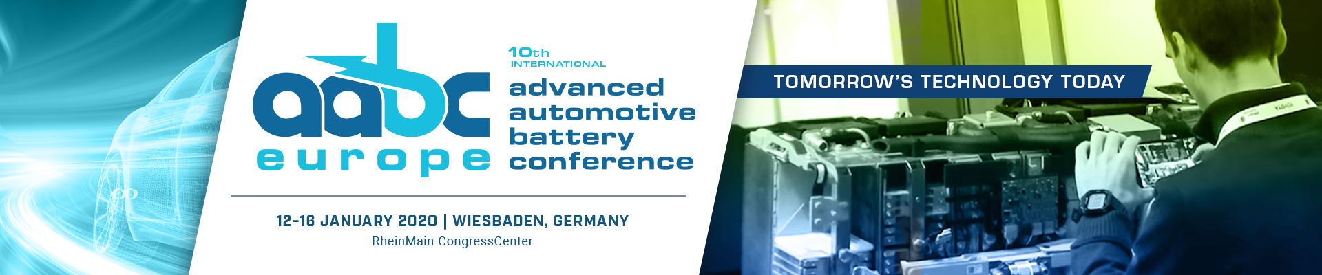 AABC Europe 2019 - Advanced Automotive Battery Conference Europe