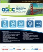 2017 Advanced Automotive Battery Conference USA Brochure